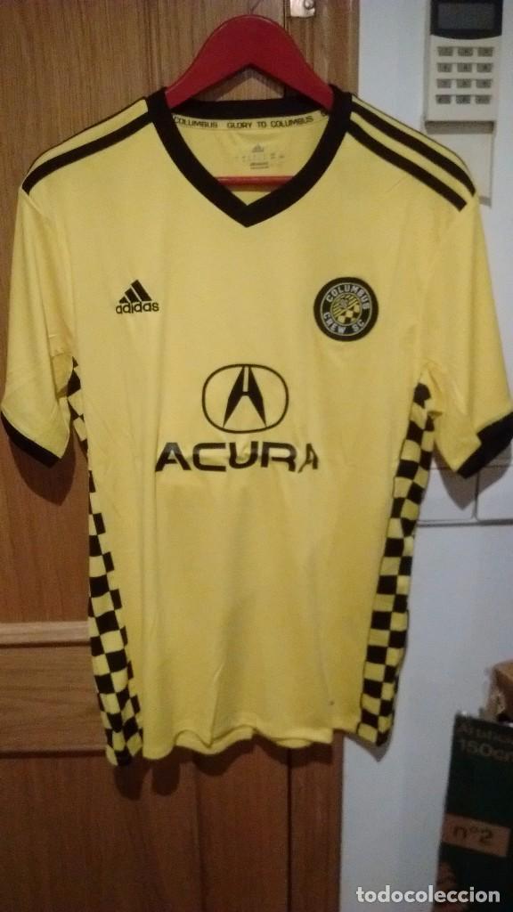 aeb34060cd3 camiseta shirt columbus crew liga mls usa 2017  - Buy Football T ...