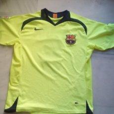 Coleccionismo deportivo: CAMISETA F.C BARCELONA ETO'O TALLA L. Lote 112133911