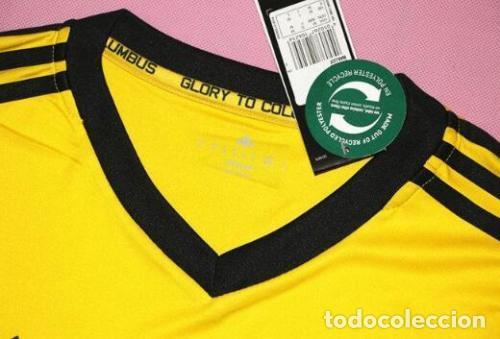5ee49ac802d Coleccionismo deportivo  Camiseta shirt casa Columbus Crew liga MLS 2017 2018  talla L -