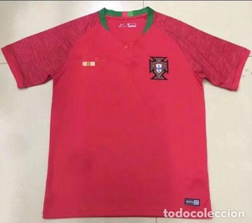 b851481b2f CAMISETA SHIRT CASA SELECCIÓN DE PORTUGAL 2017 2018 TALLA XL (Coleccionismo  Deportivo - Ropa