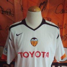 Coleccionismo deportivo: CAMISETA FUTBOL VALENCIA C.F 2005-2006 NIKE TOYOTA L. Lote 112704575