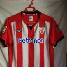 Coleccionismo deportivo: ORIGINAL | FUTBOL | TALLA S | CAMISETA DEL ATHLETIC CLUB DE BILBAO #9 LLORENTE. Lote 151912594