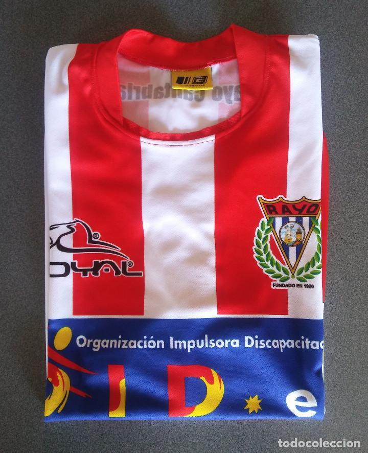 En Camiseta Directa Vendido 113537979 Futbol Cantabria Rayo Venta SUVzMpq