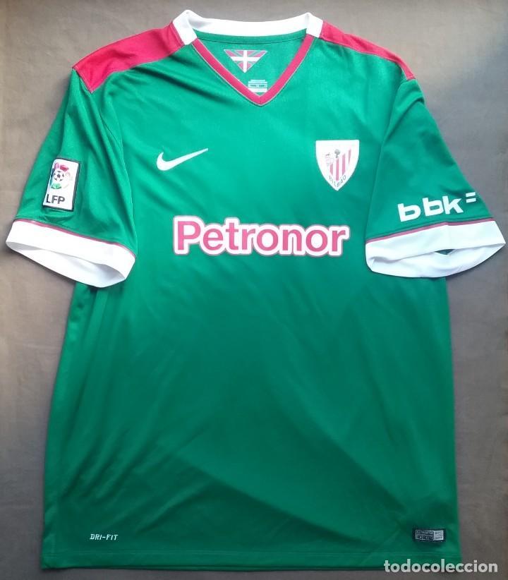 deb4a79d9ca00 Athletic club de bilbao camiseta futbol temp. 2 - Vendido en Venta ...
