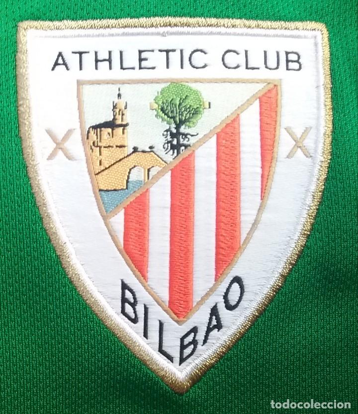 Sports collectibles  ATHLETIC CLUB DE BILBAO CAMISETA FUTBOL TEMP. 2014 -2015  NIKE PETRONOR ae348c9a106dc