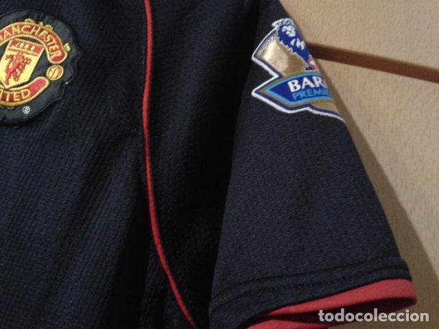 Coleccionismo deportivo: CAMISETA FUTBOL MANCHESTER UNITED ORIGINAL ( ROONEY Nº 10 ) 2007 NIKE - AIG -NUEVA - Foto 9 - 114545595
