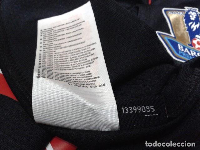 Coleccionismo deportivo: CAMISETA FUTBOL MANCHESTER UNITED ORIGINAL ( ROONEY Nº 10 ) 2007 NIKE - AIG -NUEVA - Foto 15 - 114545595