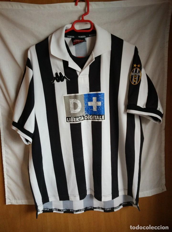 camisetas de futbol Juventus precio