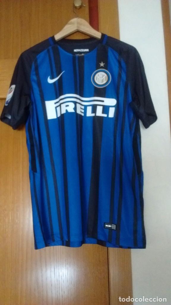 camisetas de futbol Inter Milan deportivas