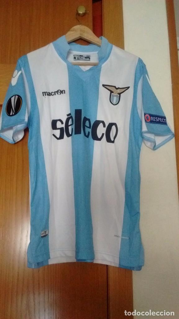 equipacion Lazio deportivas