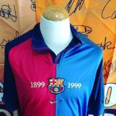 Coleccionismo deportivo: CAMISETA FUTBOL F.C BARCELONA 1999-2000 CENTENARIO. Lote 115696687