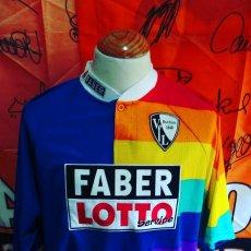 Coleccionismo deportivo: CAMISETA FUTBOL VFL BOCHUM 1997-1998 FABER. Lote 115717491