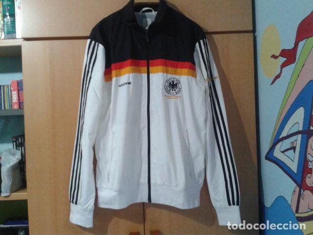Camisetas Chandal Seleccion Comprar Chaqueta De Futbol Alemana Ad BqfxOd