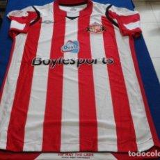 Coleccionismo deportivo: CAMISETA UMBRO 2008 / 2009 ( SUNDERLAND A.F.C. ) 100% ORIGINAL NUEVA. Lote 117054059