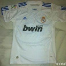 Coleccionismo deportivo: CAMISETA DE FUTBOL REAL MADRID 23 OZIL TALLA M. Lote 117565091