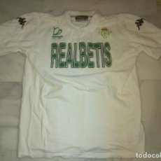 Sports collectibles - Polo del real Betis Kappa talla x large - 117571291