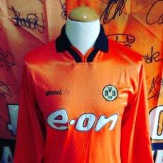 Coleccionismo deportivo: CAMISETA FUTBOL BORUSSIA DORTMUND #20 (LAUX) 2001-2002. Lote 117993359