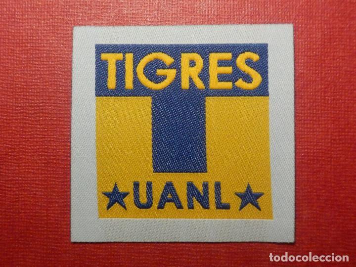 Parche Bordado En Tela Tigres Uanl Mexico Comprar Camisetas