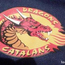 Coleccionismo deportivo: CAMISETA DRAGONS CATALANS. Lote 118702995