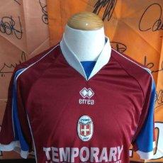 Coleccionismo deportivo: CAMISETA FUTBOL CALCIO COMO 2003-2004 3ª EQUIPACION ERREA. Lote 118706147