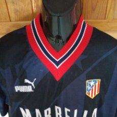 Coleccionismo deportivo: CAMISETA DEL ATLÉTICO DE MADRID. Lote 118749736