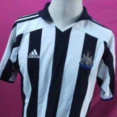 Sports collectibles - CAMISETA FUTBOL ORIGINAL ADIDAS NEWCASTLE - 119018175