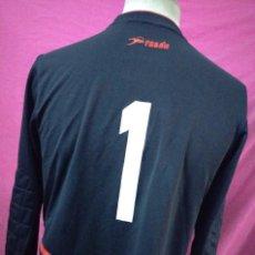 Coleccionismo deportivo: CAMISETA FUTBOL PORTERO ORIGINAL RASAN. Lote 119112315