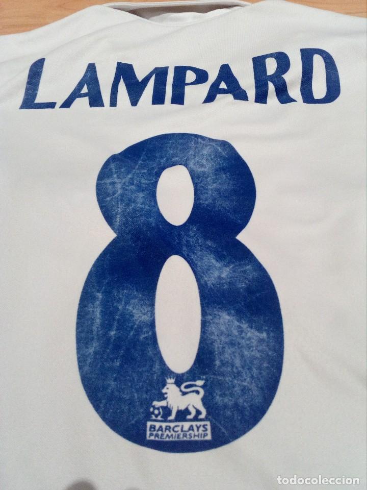 Camiseta de fútbol chelsea (frank lampard) - Verkauft durch ... 588a9c34a858b