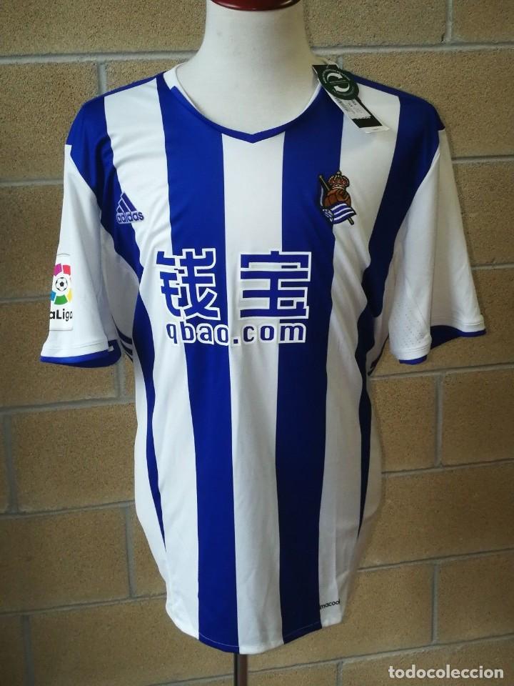 camisetas de futbol Real Sociedad nuevo