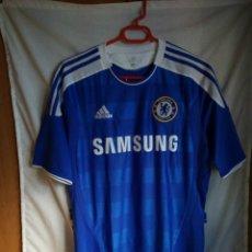 Coleccionismo deportivo - Original | Futbol | Talla M | Camiseta del Chelsea FC #10 Juan MATA - 138944864