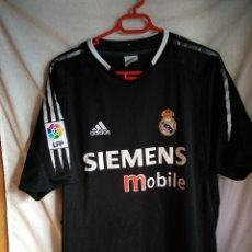 Coleccionismo deportivo: ORIGINAL | FUTBOL | TALLA M | CAMISETA DEL REAL MADRID. Lote 120555507