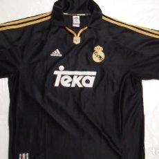 Sports collectibles - CAMISETA FUTBOL ORIGINAL ADIDAS REAL MADRID OFICIAL - 120588843