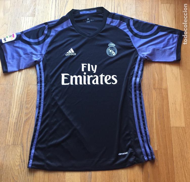 f9261e5eaa837 camiseta real madrid - Comprar Camisetas de Fútbol en todocoleccion ...