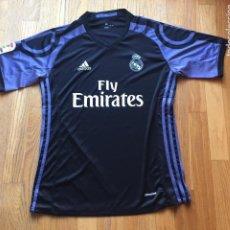 Coleccionismo deportivo: CAMISETA REAL MADRID. Lote 121613403