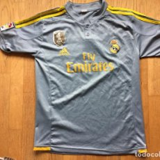 Coleccionismo deportivo: CAMISETA DEL REAL MADRID. Lote 121640219