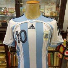 Coleccionismo deportivo: ANTIGUA CAMISETA SELECCION ARGENTINA. DIEGO MARADONA. ADIDAS. TALLA M. VER FOTOS. Lote 121864967