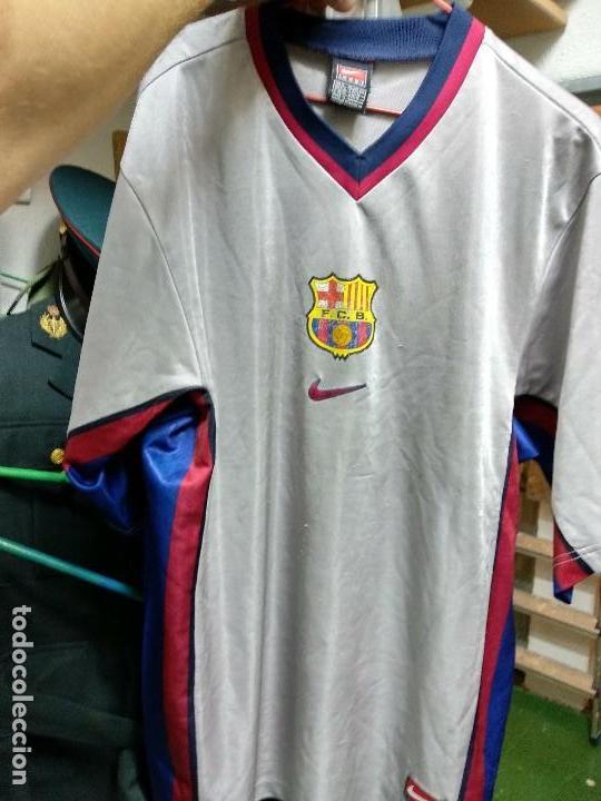 camiseta del futbol club barcelona nike d12e50f873d
