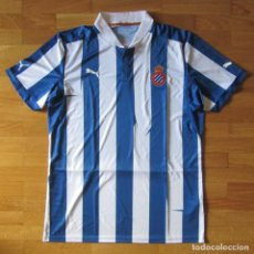 Coleccionismo deportivo: CAMISETA FUTBOL RCD ESPANYOL BARCELONA PUMA TALLA XXL. Lote 122112263