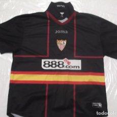 Coleccionismo deportivo - CAMISETA FUTBOL ORIGINAL JOMA SEVILLA FC OFICIAL 888 - 122585675