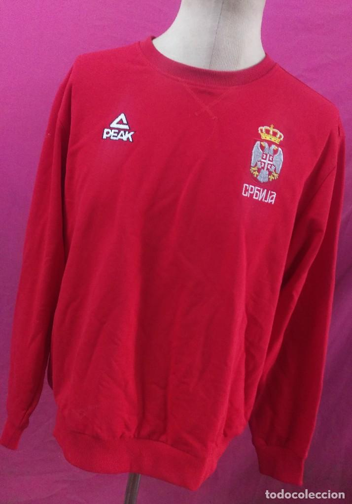 Camiseta sudadera futbol original peak seleccio - Vendido en Venta ... aa57b1dc87557
