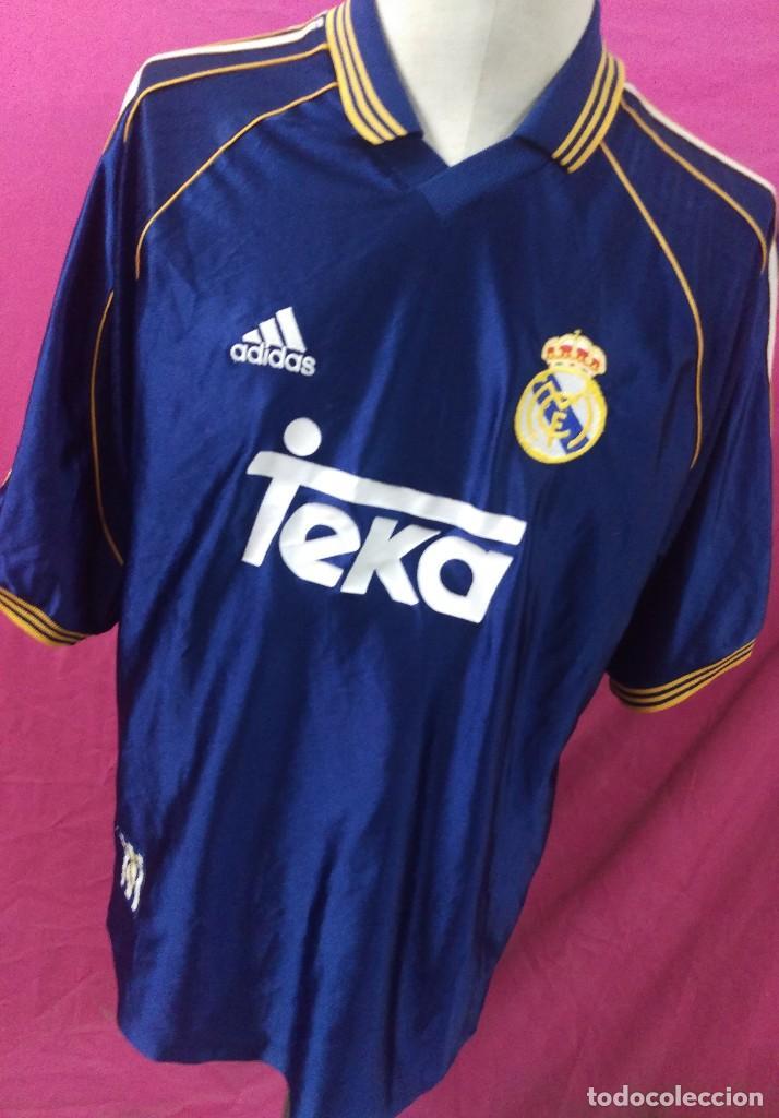 0fde81345eb7e Camiseta futbol original adidas real madrid tek - Vendido en Venta ...