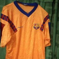 Coleccionismo deportivo: FC BARCELONA 1992 TRIBUTE WEMBLEY CAMISETA FUTBOL FOOTBALL SHIRT L. Lote 123731819