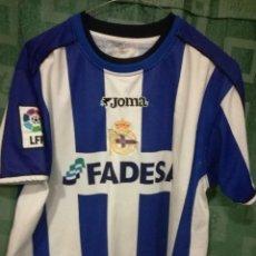 DEPORTIVO DE LA CORUÑA FADESA CAMISETA FUTBOL FOOTBALL SHIRT S 25a8ca161b923