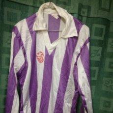 Coleccionismo deportivo: REAL VALLADOLID 1980 CASABALLA CAMISETA FUTBOL FOOTBALL SHIRT VINTAGE M. Lote 123756799