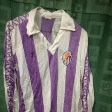 Coleccionismo deportivo: REAL VALLADOLID 1980 CASABALLA CAMISETA FUTBOL FOOTBALL SHIRT VINTAGE M. Lote 123757287