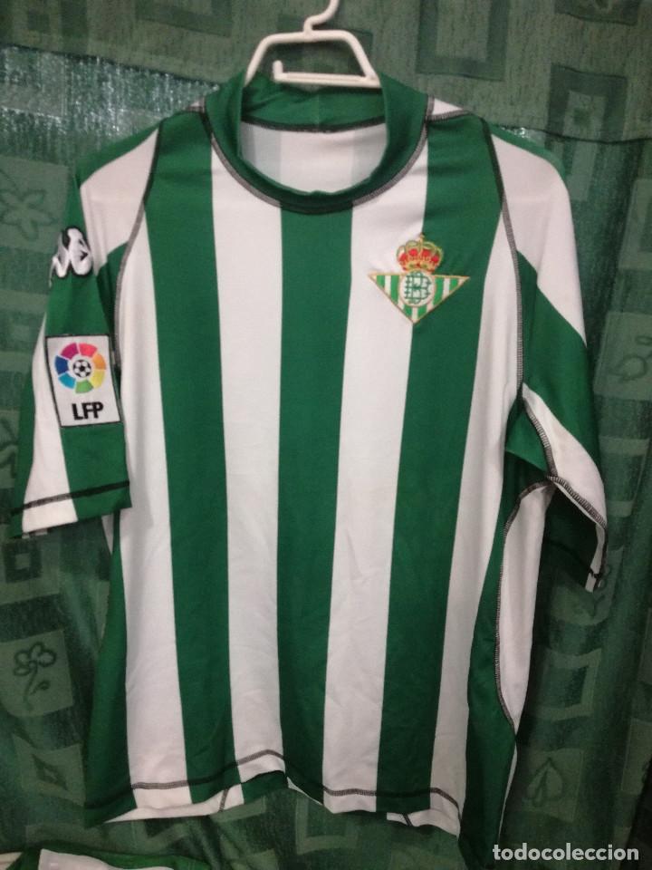 7a0c9dce18608 REAL BETIS PEREIRA TALLA XL CAMISETA FUTBOL FOOTBALL SHIRT (Coleccionismo  Deportivo - Ropa y Complementos