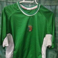 Coleccionismo deportivo: POZUELO DE ALARCON L CAMISETA FUTBOL FOOTBALL SHIRT. Lote 124412427