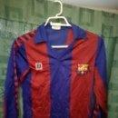 Coleccionismo deportivo: FC BARCELONA MEYBA TALLA 1 XXS CAMISETA FUTBOL FOOTBALL SHIRT. Lote 160071868