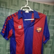 Coleccionismo deportivo: FC BARCELONA MEYBA XS L CAMISETA FUTBOL FOOTBALL SHIRT. Lote 124587987