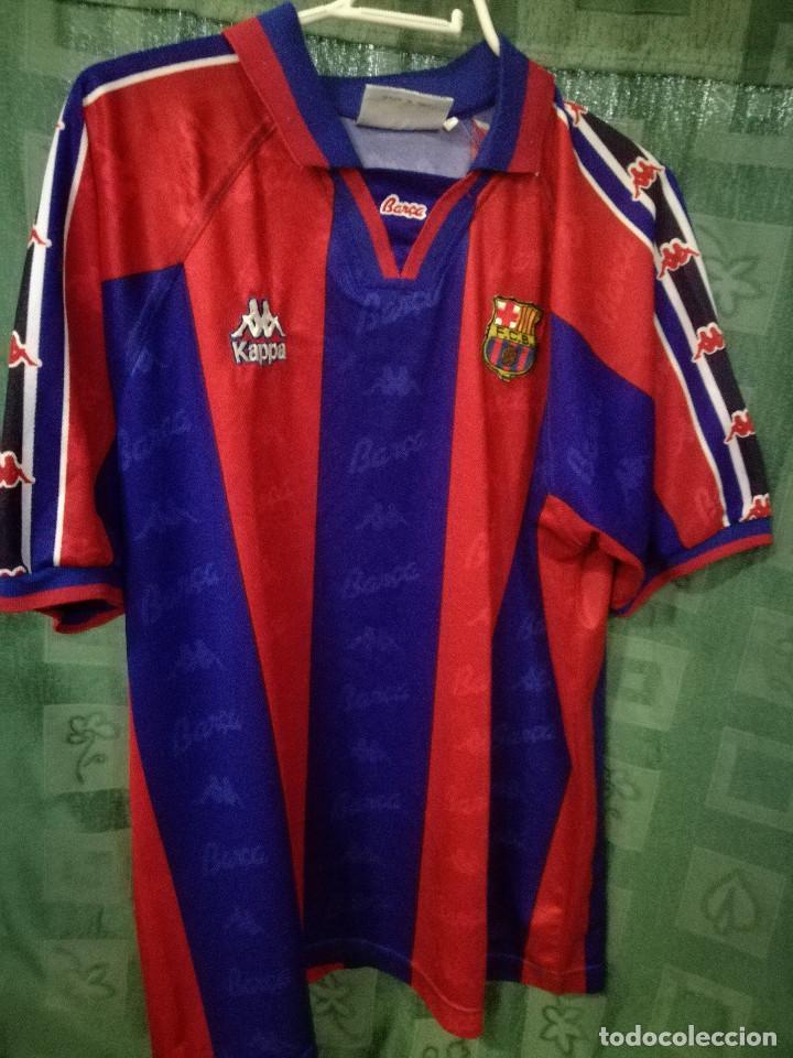 095e5b521705f Fc barcelona ronaldo xl camiseta futbol footbal - Vendido en Venta ...